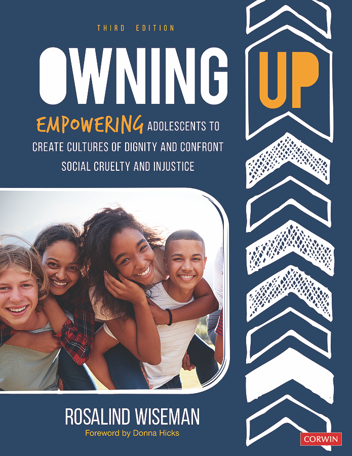 Owning Up Curriculum – Middle School 3rd Edition
