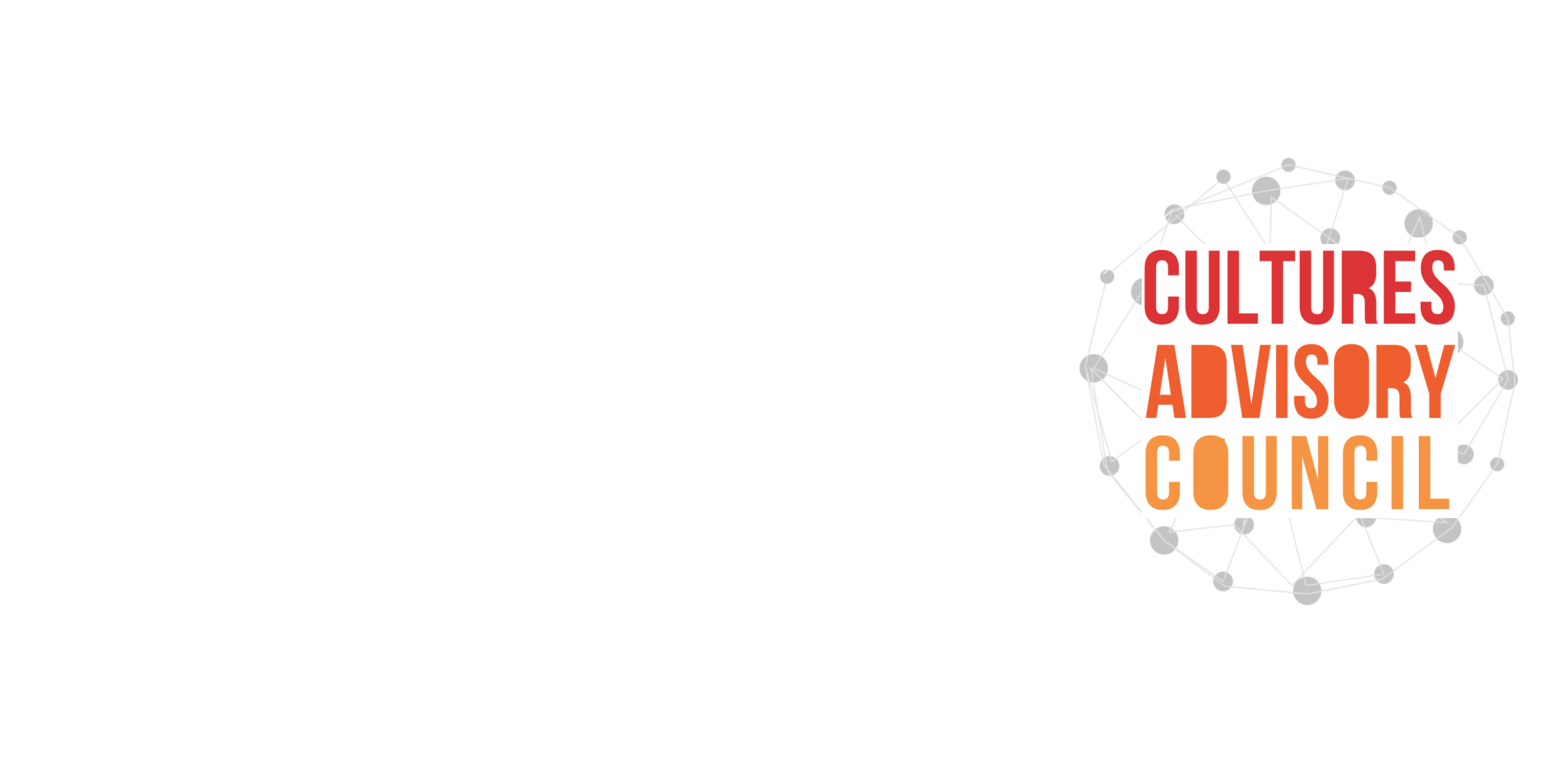 Meet The 2018 Cultures Advisory Council