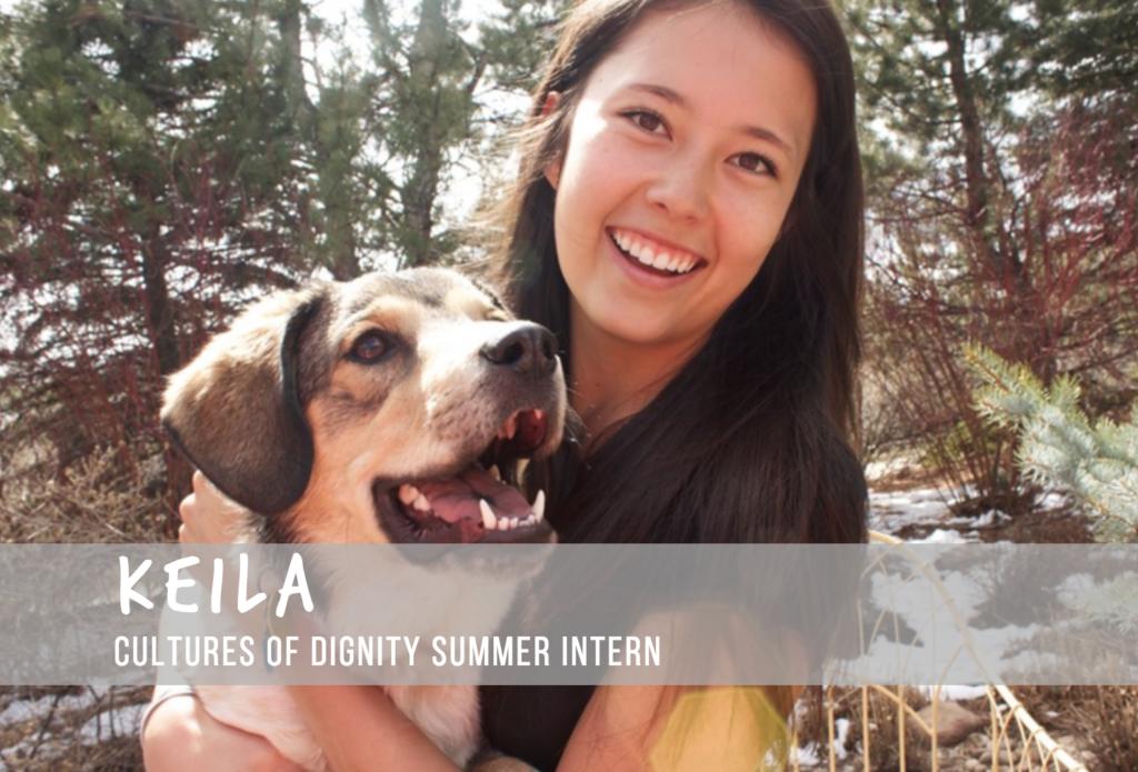 Meet Keila! Interview with Summer Intern