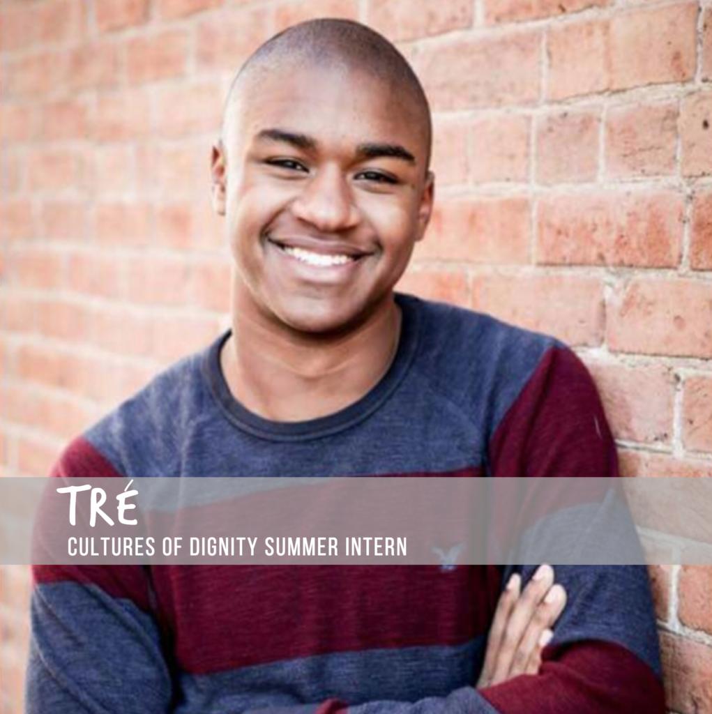 Meet Tre! Interview with Summer Intern
