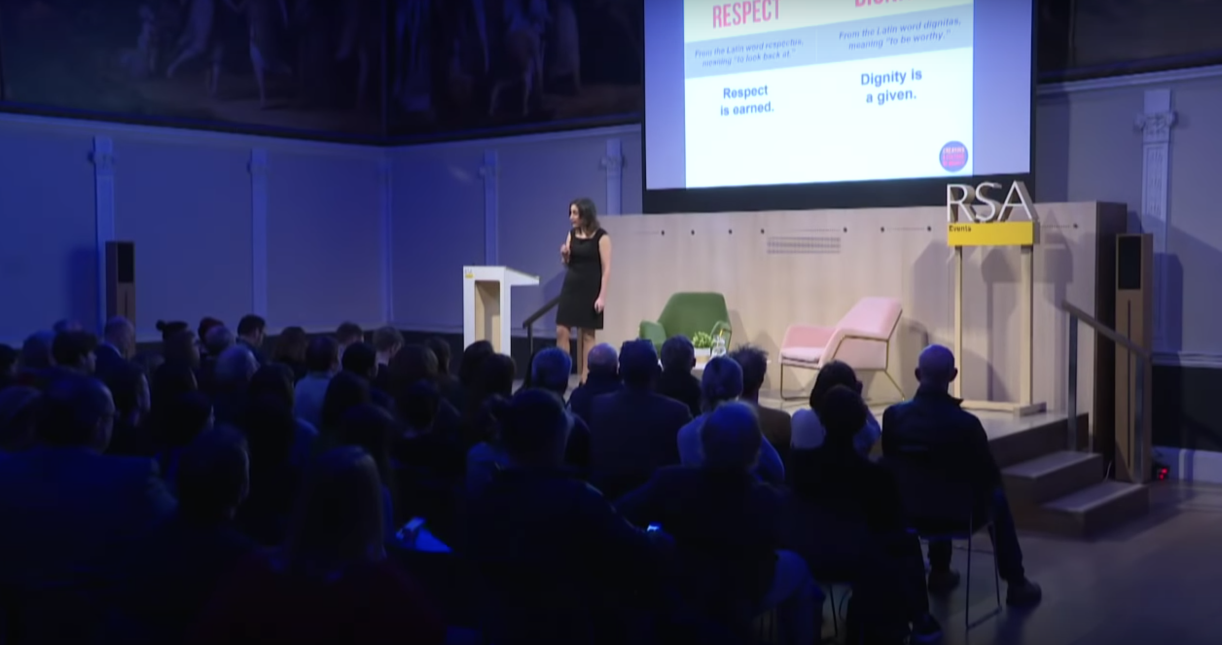 VIDEO: How to Reclaim Dignity for Young People – Rosalind Wiseman