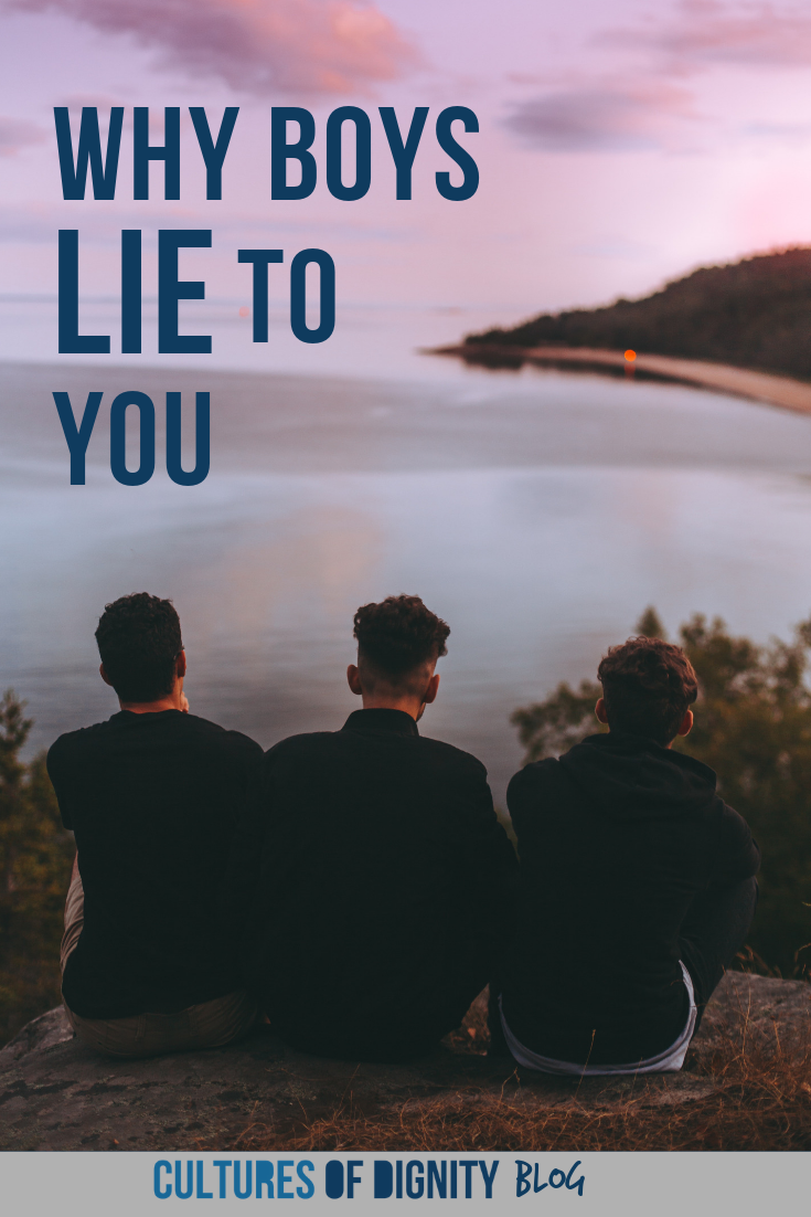 Why Boys Lie To You