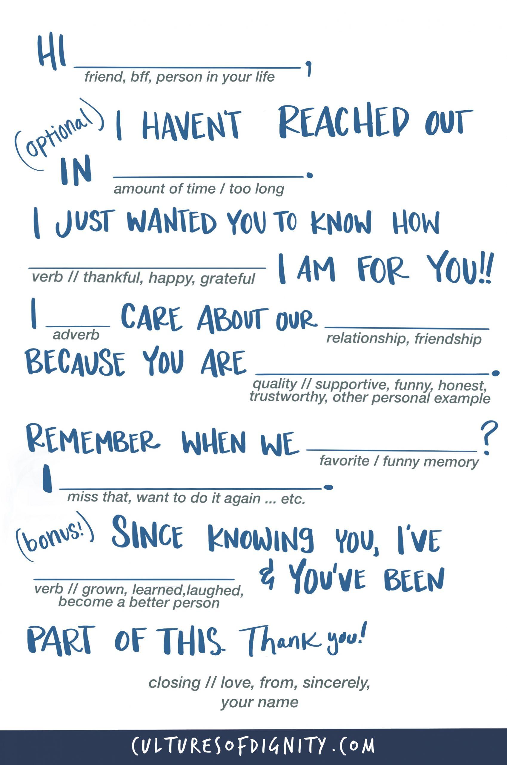 Send a Card to a Friend Day!