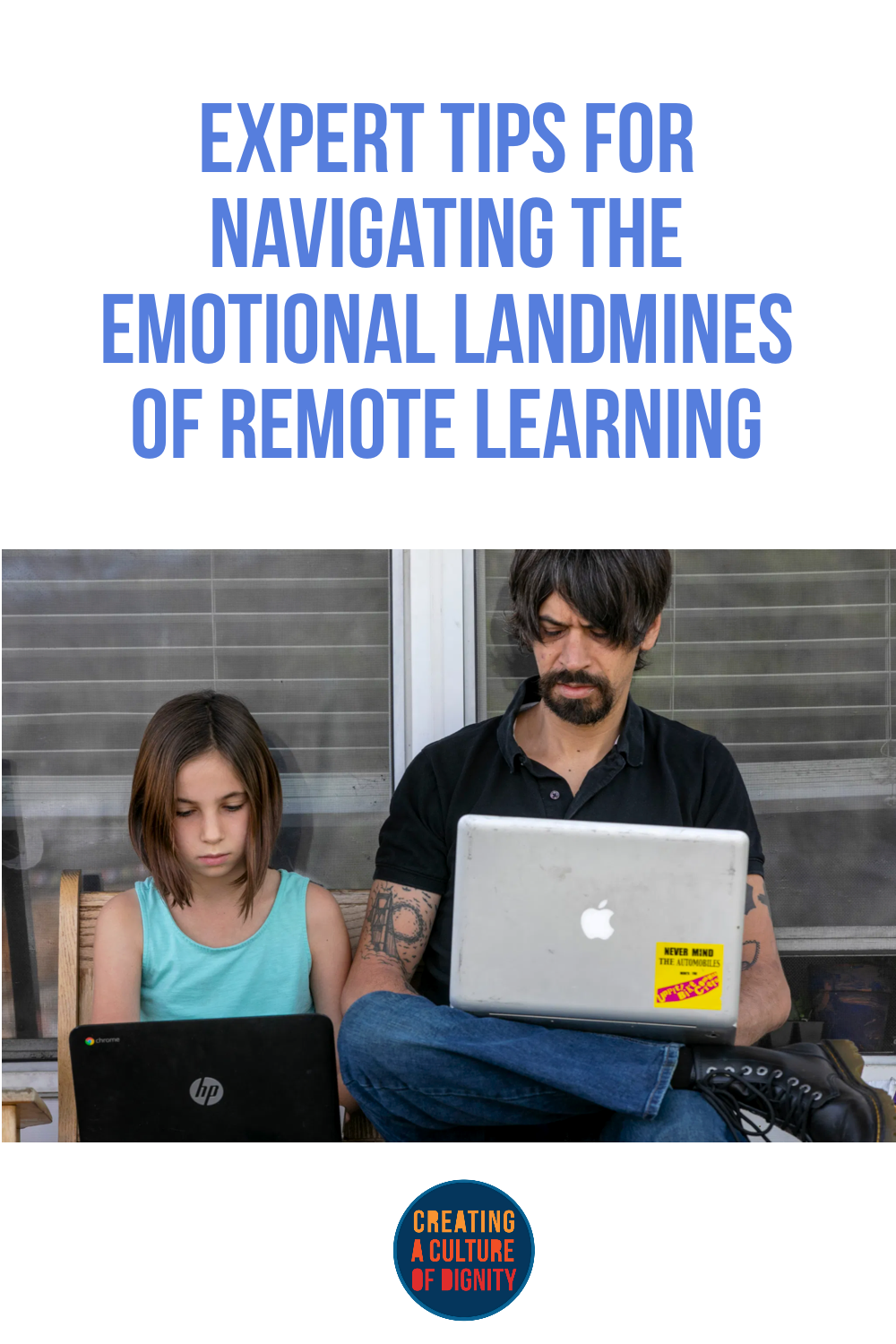 Expert Tips For Navigating The Emotional Landmines Of Remote Learning