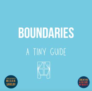 Boundaries Tiny Guide